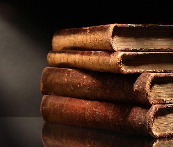 Zapach starych książek