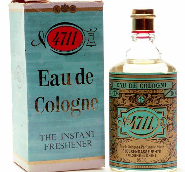 Klasyka perfumiarstwa. Akord koloński