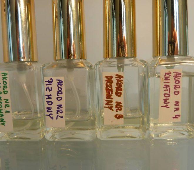 Perfumy z czytelniczką – część druga. Akord główny