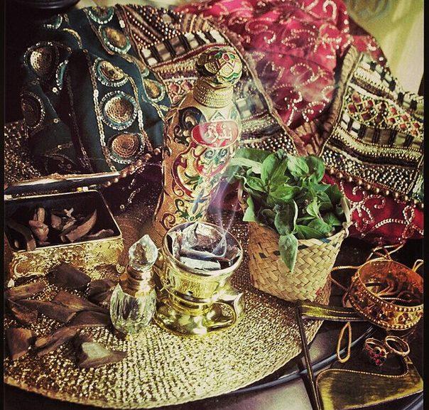 Konkurs. Tworzymy perfumy orientalne